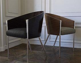 DRIADE KING COSTES chair 3D model
