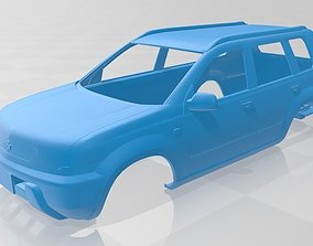 Nissan X-TRAIL Printable Body Car