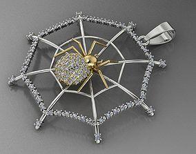 Suspension web 3D print model