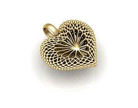 3D print model Pendant jewelry jewel