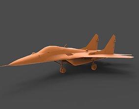 russian 3D printable model Mig 29