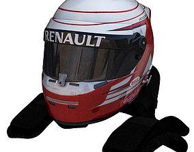 Magnussen Helmet 2016 3D model