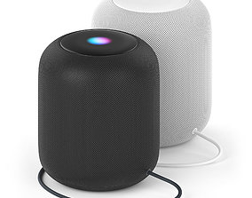 Apple Homepod 3D model