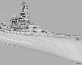 Battleship ISE 3D floatplane
