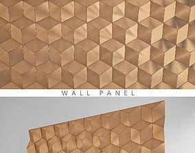 3D model Wall Panel 4