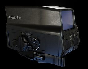 Vortex RAZOR AMG UH-1 3D model low-poly