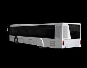 3D model realtime City bus