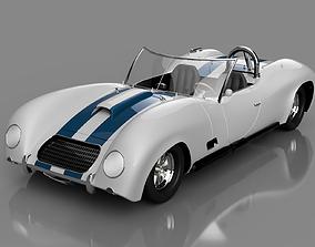 3D printable model Vintage Roadster