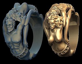 Carrera Adam and Eve 3D printable model