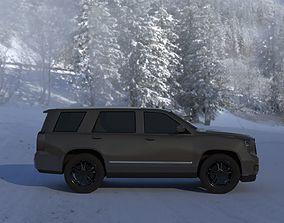 GMC SUV 3D model