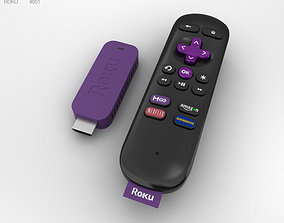 Roku Streaming Stick streaming 3D
