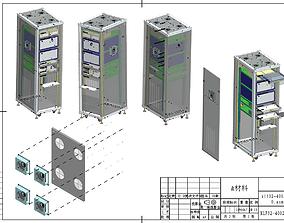 Test Cabinet 3D