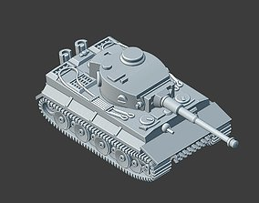 other tank tiger 3D printable model