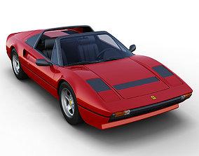 3D model Ferrari 308 GTS