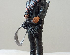 3D print model Terminator 2 judgment day