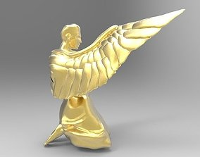 Angel Pose 3D printable model