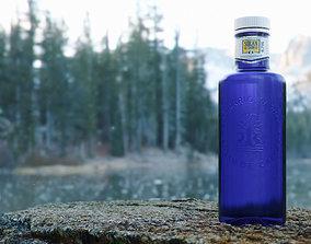 3D 75cl Plastic Bottle of Water