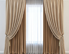 Set 06 Curtain 3D