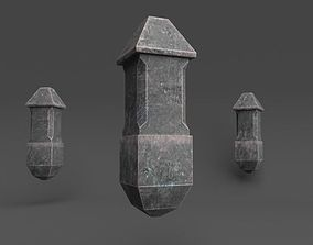 3D model Obelisk