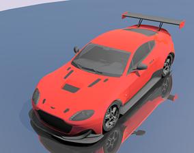AstonMartin Amr Pro 3D model