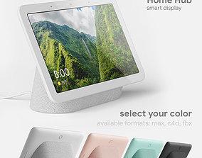 3D home Google Home Hub Smart Display