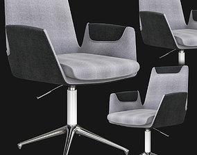 COR CORDIA Armchair 3d model low-poly