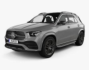 3D Mercedes-Benz GLE-class AMG Line 2019