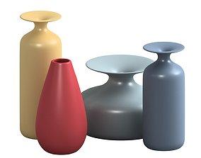 3D vase 12 exterior