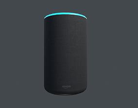 3D asset Smart Speake Amazon Echo