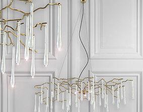 3D Serip Organic Lighting