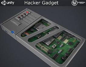 Hacker Gadget 3D asset