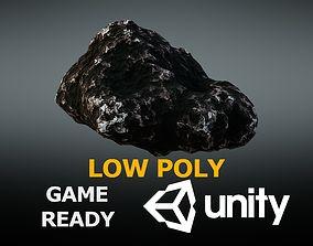 universe 3D asset realtime Asteroid