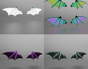 3D model Bat wings halloween SPECIAL PRICE