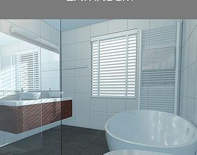 3D bathroom Bathroom