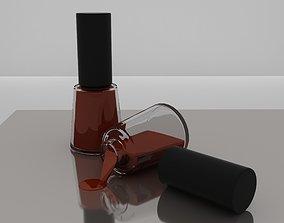 3D various-models nail polish