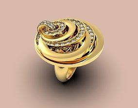 Dee Grisogonnoo Gypsi ring beauty 3D printable model