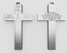 Cross of Forgivenes or Cruz del Perdon or 3D print model 2