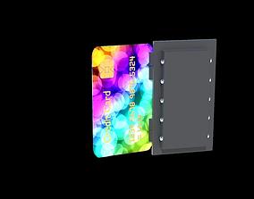 3D Credit Card Security Door