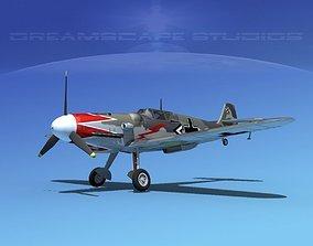 Messerschmitt BF-109 V14 3D