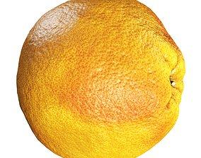 4k grapefruit 3D