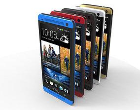 HTC One M7 3D
