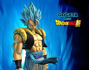 3D model Gogrta Blue GDT