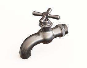 3D model Water tap faucet