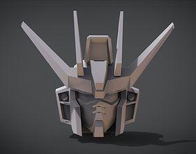 3D printable model Launcher Strike Gundam Head