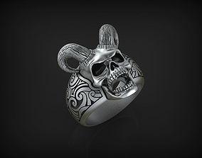 Ring Sea Devil STL 3D printable model