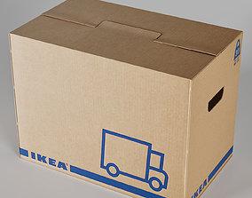 Box IKEA ETENE 3D