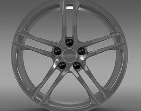 3D model Audi R8 GT rim