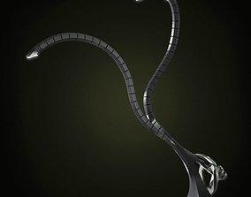 3D Modern Metal Dual Lamp