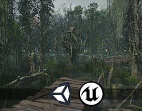realtime Nature Assets - Swamp Trees