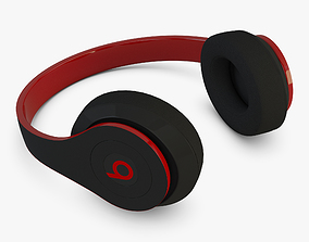 3D Beats Headphones